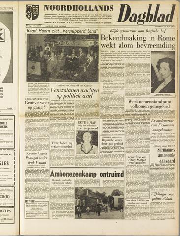 Noordhollands Dagblad : dagblad voor Alkmaar en omgeving 1961-06-10