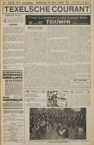 Texelsche Courant 1938-01-15