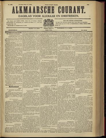Alkmaarsche Courant 1928-07-25