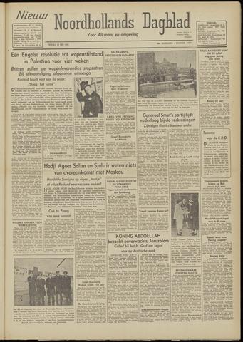 Nieuw Noordhollandsch Dagblad : voor Alkmaar en omgeving 1948-05-28