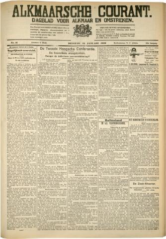 Alkmaarsche Courant 1930-01-14