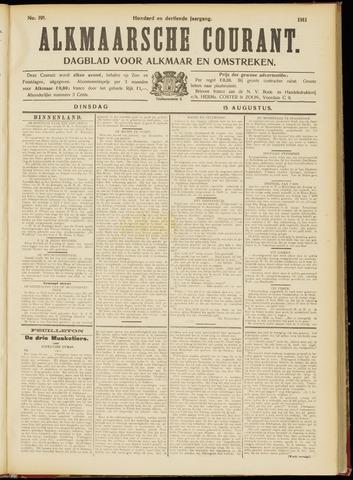 Alkmaarsche Courant 1911-08-15
