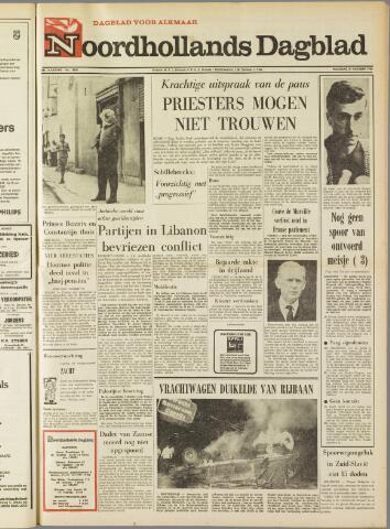 Noordhollands Dagblad : dagblad voor Alkmaar en omgeving 1969-10-27
