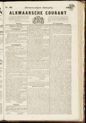 Alkmaarsche Courant 1865-09-24