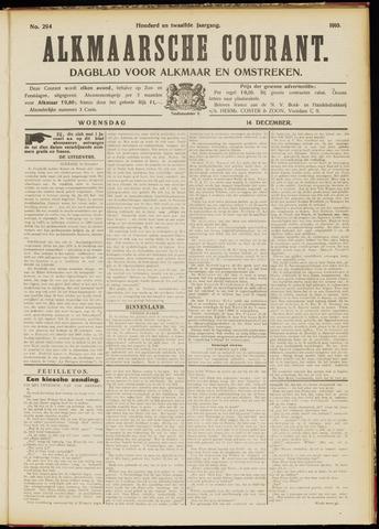 Alkmaarsche Courant 1910-12-14