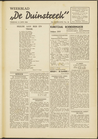 De Duinstreek 1946-06-14