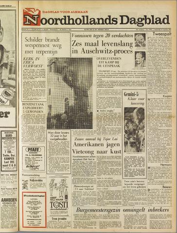 Noordhollands Dagblad : dagblad voor Alkmaar en omgeving 1965-08-19