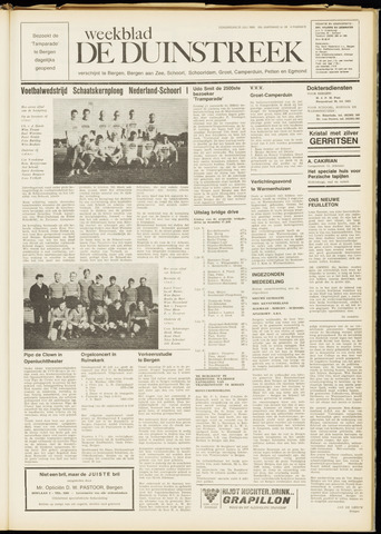 De Duinstreek 1968-07-25