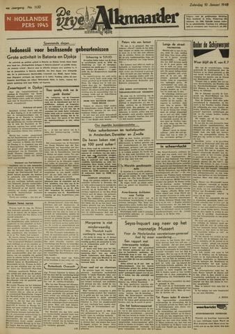 De Vrije Alkmaarder 1948-01-10