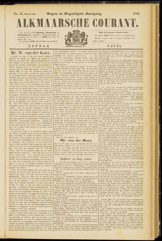 Alkmaarsche Courant 1897-06-06