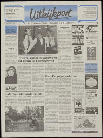 Uitkijkpost : nieuwsblad voor Heiloo e.o. 1999-12-15