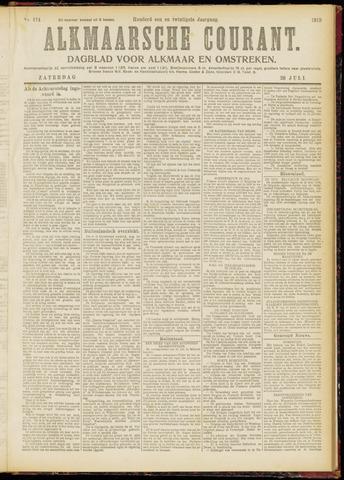 Alkmaarsche Courant 1919-07-26