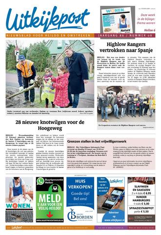 Uitkijkpost : nieuwsblad voor Heiloo e.o. 2020-02-19
