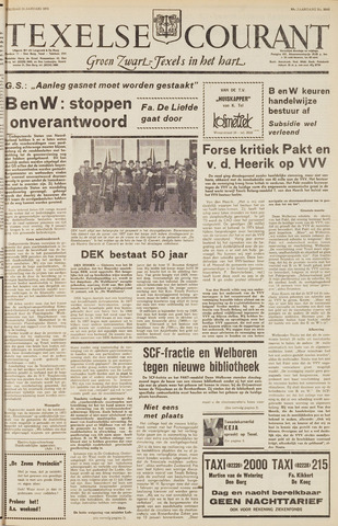 Texelsche Courant 1975-01-24