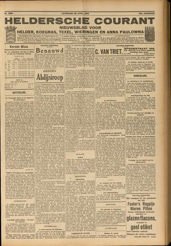 Heldersche Courant 1924-04-28