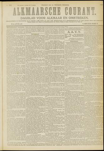 Alkmaarsche Courant 1919-09-08
