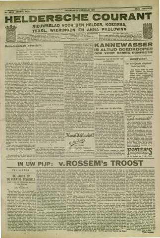 Heldersche Courant 1931-02-14
