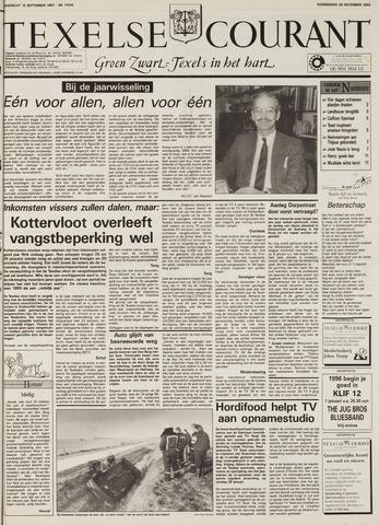 Texelsche Courant 1995-12-28