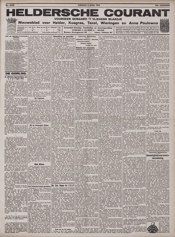 Heldersche Courant 1915-04-06