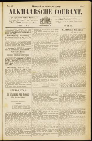 Alkmaarsche Courant 1899-05-26