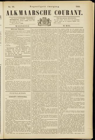 Alkmaarsche Courant 1888-05-16