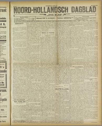 Ons Blad : katholiek nieuwsblad voor N-H 1921-06-02