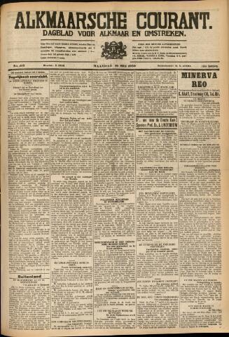 Alkmaarsche Courant 1930-05-19
