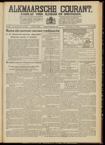 Alkmaarsche Courant 1939-12-29