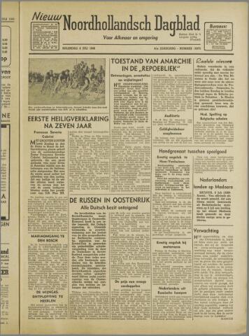 Nieuw Noordhollandsch Dagblad : voor Alkmaar en omgeving 1946-07-08