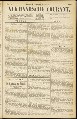 Alkmaarsche Courant 1899-06-30