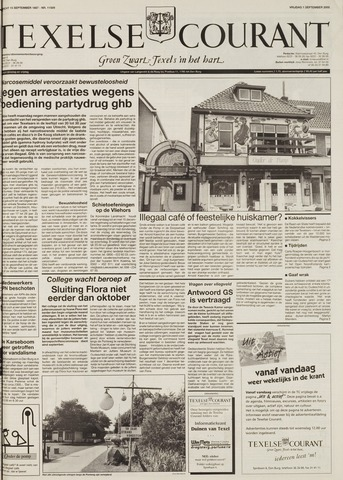 Texelsche Courant 2000-09-01