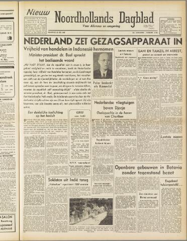 Nieuw Noordhollandsch Dagblad : voor Alkmaar en omgeving 1947-07-21
