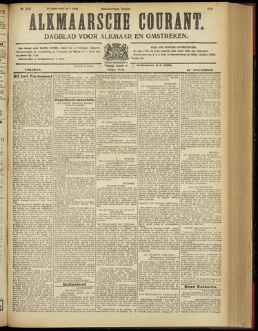 Alkmaarsche Courant 1928-11-16