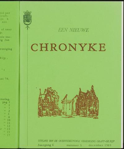 Een Nieuwe Chronyke van het Schermereiland 1989-12-01