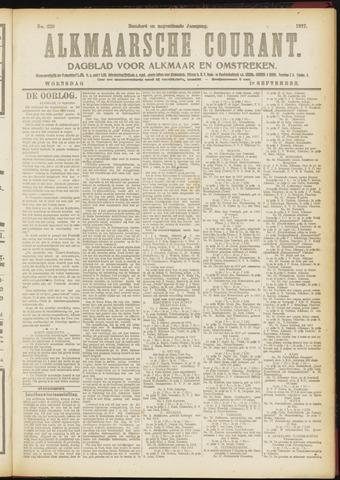Alkmaarsche Courant 1917-09-19