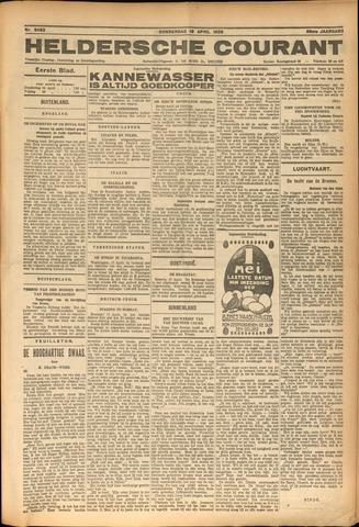 Heldersche Courant 1928-04-19