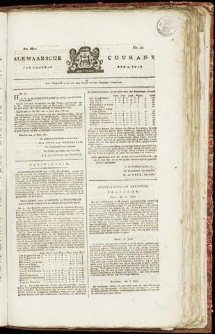 Alkmaarsche Courant 1821-07-23