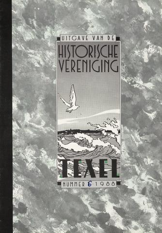Uitgave Historische Vereniging Texel 1987-12-01