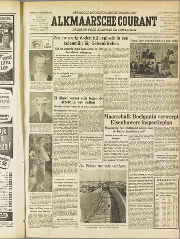 Alkmaarsche Courant 1955-08-05