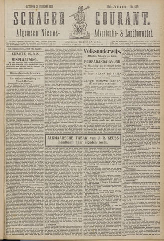 Schager Courant 1920-02-21