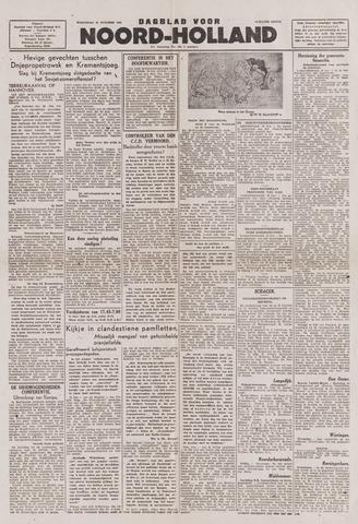 Dagblad Noord-Holland, Schager editie 1943-10-20