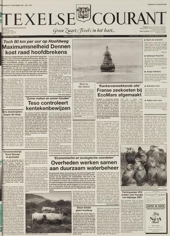 Texelsche Courant 2000-01-25