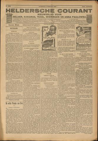 Heldersche Courant 1926-02-06