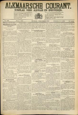 Alkmaarsche Courant 1930-12-09