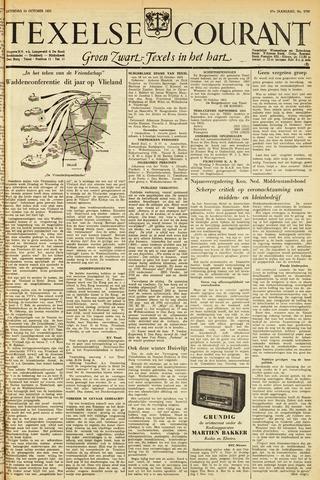 Texelsche Courant 1953-10-24