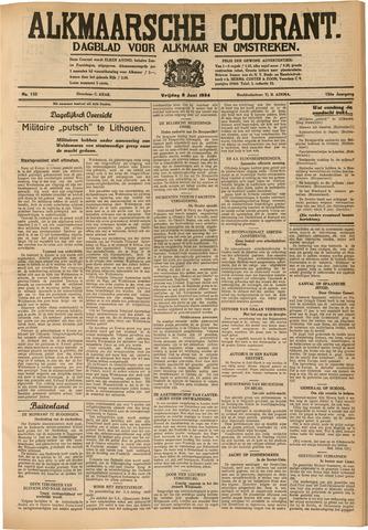 Alkmaarsche Courant 1934-06-08