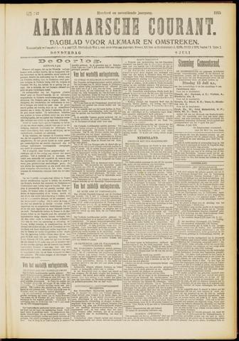 Alkmaarsche Courant 1915-07-08
