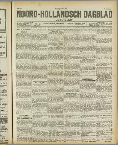 Ons Blad : katholiek nieuwsblad voor N-H 1922-06-12