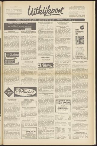 Uitkijkpost : nieuwsblad voor Heiloo e.o. 1964-10-22