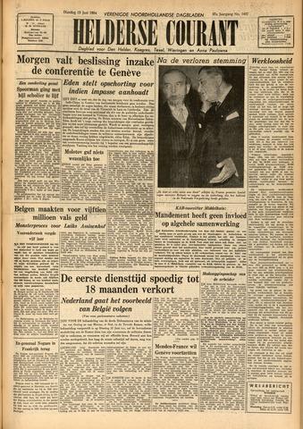 Heldersche Courant 1954-06-15